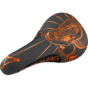 Chromag Overture Satula, black/tight orange